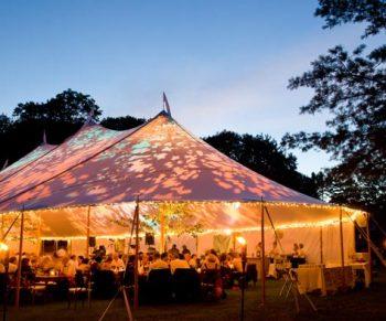 Tendas para eventos especiais